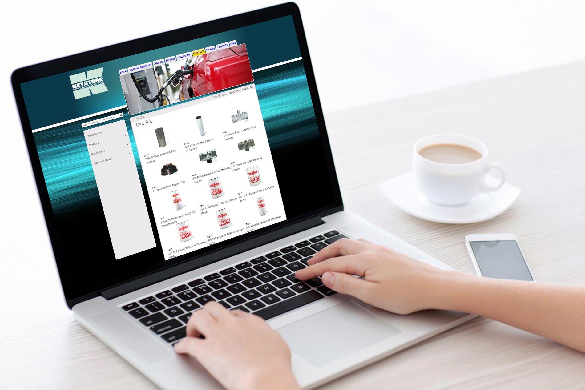 Online Petroleum Equipment Store
